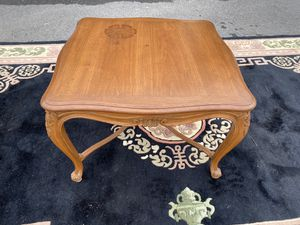 Small Solid Wood Coffee Table for Sale in Holly Springs, NC
