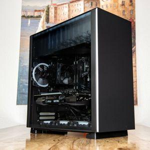 New Custom Gaming PC: 3060ti & 5600X for Sale in Kent, WA