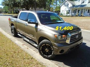 🌟$14OO Selling my 2008 Toyota Tundra.🌟 for Sale in Washington, DC