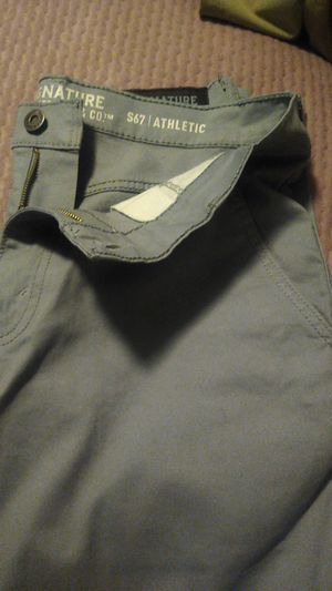 Levi Signature Grey Pants for Sale in Pevely, MO