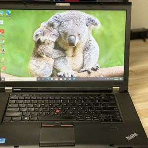 Lenovo Thinkpad T530 Laptop with Windows 10, 240GB Solid State Drive, 8GB RAM for Sale in Turlock, CA