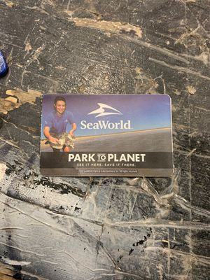 Sea world pass for Sale in Houston, TX