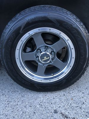 17s racing 6 lug for GM Trucks for Sale in Fort Worth, TX