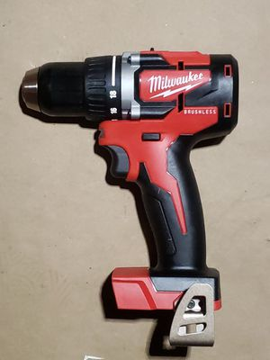 Milwaukee 2801-20 M18 18-Volt Lithium-Ion Brushless 1/2 in. Compact Drill/Driver for Sale in Greenville, SC