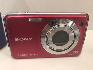 Sony cyber- shot 12.1 MP digital camera for Sale in Fairfield, CT