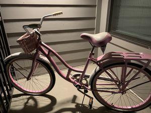 Pink schwinn cruiser bike for Sale in Sandy Springs, GA