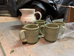 Longaberger pottery for Sale in Port Orchard, WA