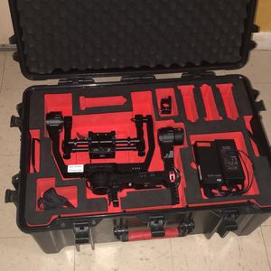 DJI Ronin M 3 Axis brushless gimbal + Pelican case for Sale in Brooklyn, NY