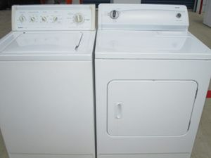Kenmore washer and kenmore dryer electric heavy duty super capacity for Sale in Euless, TX