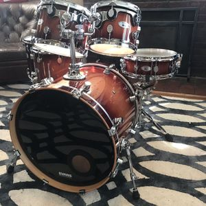 PDP/Pearl 6-piece Drum Kit for Sale in Richmond, VA
