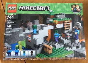 LEGO - Minecraft Zombie Cave 21141 - New in box for Sale in Orlando, FL