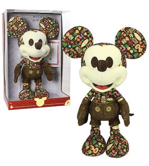 Disney Year of The Mouse July Collector Plush - Tiki Mickey Limited Edition for Sale in Fresno, CA