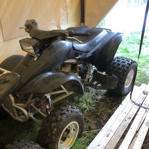 2006 TRX300EX In Great Conditions for Sale in Tacoma, WA