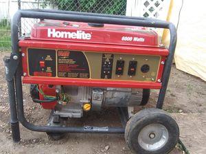 Homelight. Generator for Sale in Sheridan, CO