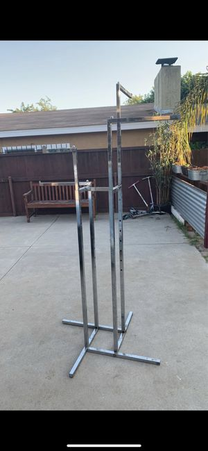 Metal Clothing Rack for Sale in Spring Valley, CA