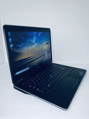Dell e7440 laptop | Core i5-4th Gen / 240SSD Solid State / Windows 10 Pro | 8GB | Battery + Charger for Sale in Miami, FL