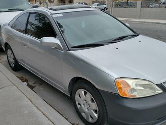 2002 Honda Civic for Sale in Las Vegas,  NV