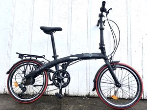 """ECOSMO 20"""" Lightweight Alloy Folding City Bike Bicycle for Sale in Portland, OR"""