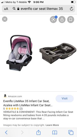 Car seat in box for Sale in Orlando, FL