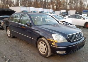 2002 Lexus LS 530 for Sale in Baltimore, MD