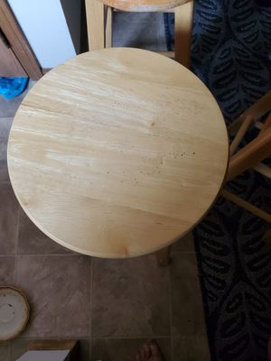 3 Short bar stools $25.00 for Sale in Massillon, OH