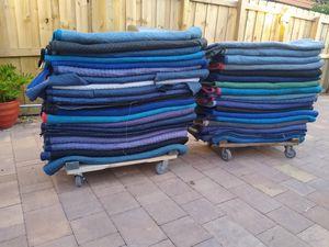 Moving blankets for Sale in Oakland Park, FL