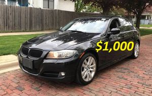 $1,OOO URGENT For sale 2009 BMW 3 Series AWD 335i xDrive 4dr Sedan very clean condition for Sale in Arlington, VA