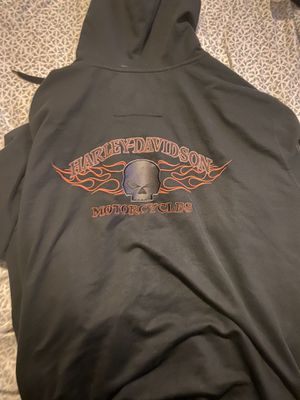 Authentic Harley Davidson Hoodie 3XL for Sale in Lawndale, CA