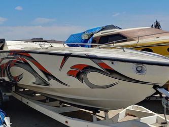 1981 scarab flat deck for Sale in Carson,  CA