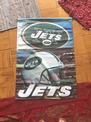 FREE NY JETS Banner for Sale in Washington, DC