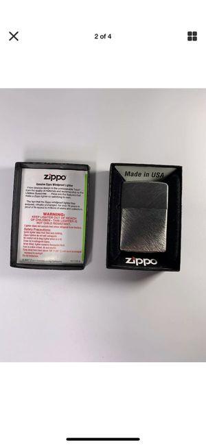 Zippo 24648 Herringbone Sweep Windproof Lighter for Sale in Fontana, CA