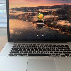 """2015 Macbook Pro 15"""", 2.8 Ghz Quad-Core i7 for Sale in Chicago, IL"""