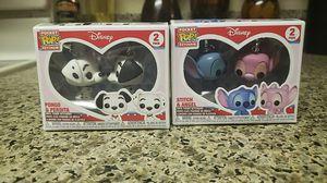 Disney funko pop keychains! for Sale in Maricopa, AZ
