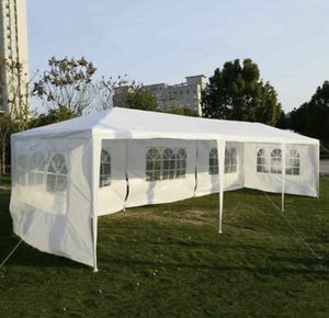 10 x 30 ft Outdoor Party Canopy Tent with 8 Walls Wedding Events Social Gatherings Parties for Sale in Los Angeles, CA