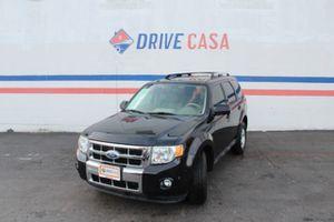 2012 Ford Escape Limited FWD for Sale in Dallas, TX