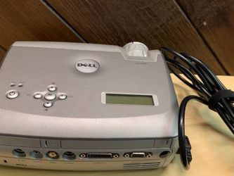 Dell Projector Model 3300mp - $58 for Sale in Medford,  MA