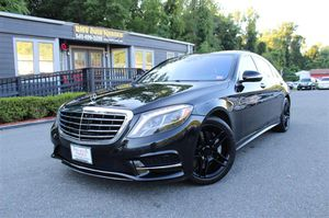 2016 MERCEDES-BENZ S-CLASS for Sale in Stafford Courthouse, VA