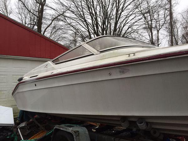 1988 SeaRay Pachanga Speed Boat