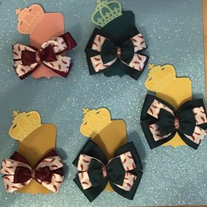 Bows For Girls 2 For $6 for Sale in Phoenix, AZ