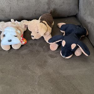 Beanie Baby Dog Collection for Sale in Palm Beach, FL