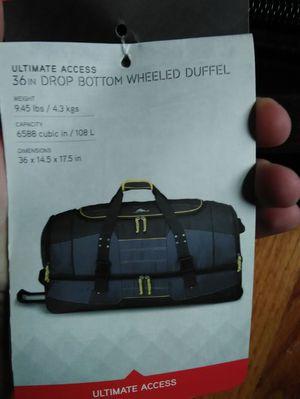 High Sierra Duffle Bag for Sale in Detroit, MI