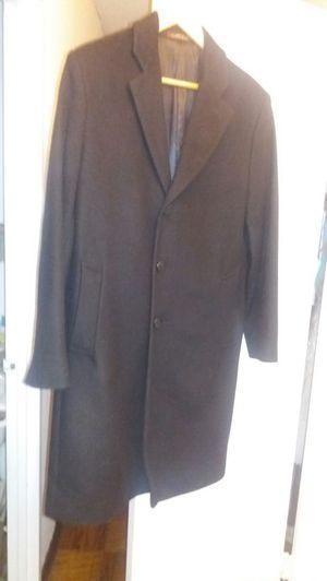 Men's Michael Kors black overcoat. for Sale in New York, NY