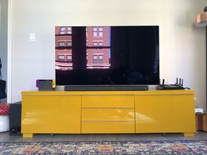 "IKEA Entertainment Console (W71"" x D15.5"" x H19"") for Sale in Alexandria, VA"