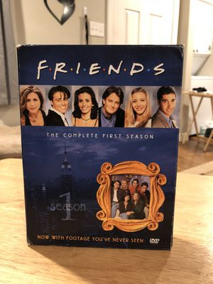 Friends Season 1 DVD for Sale in Knoxville, TN