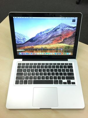 Macbook Pro 2010 8gb memory 250gb SSD MS word excel with charger for Sale in Bellflower, CA