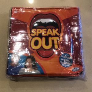Speak Out Board Game for Sale in Las Vegas, NV
