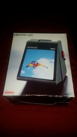 DIASTAR 200 Slide Viewer for Sale in Hampton, VA