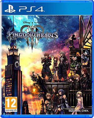 Kingdom hearts 3 playstation 4 brand new for Sale in Carson, CA