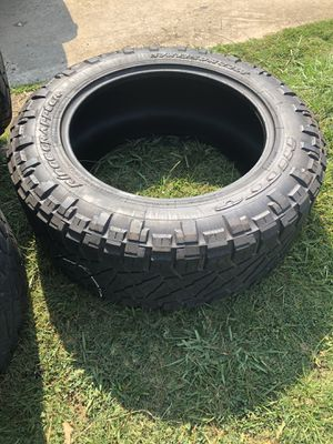 A set 38/12.5r22 for Sale in Douglasville, GA
