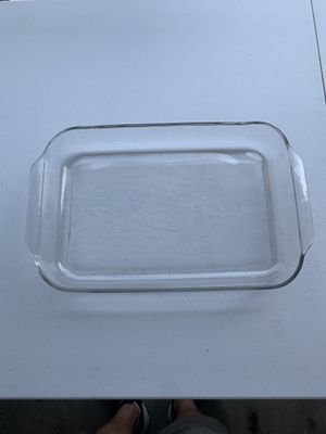 Glass cooking pan for Sale in San Diego, CA
